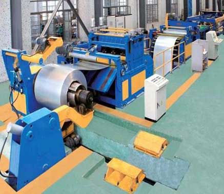 Cut to Length Line Machines
